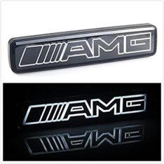 LED AMG Badges Emblem Sticker Graphics Decal