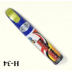 1 Piece Pro Mending Car Remover Scratch Repair coloured Paint Penwith  Clear . Painting Pens For Nissan Chevrolet Benz Audi BMW Honda Hyundai Ford Toyota - GOLDEN SAND GREEN
