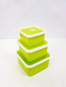 3 piece container set