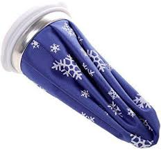 1 Hot & Cold Reusable Ice Bag pack Size 12 inches for sports injury, First Aid Muscle Aches Relief Pain Therapy - No Leaks, No Drips